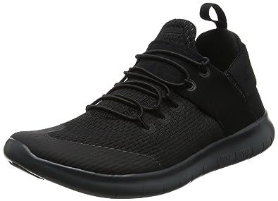 Nike Damen WMNS Free RN CMTR 2017 Laufschuhe, Schwarz Dark GreyAnthraciteBlack, 40.5 EU