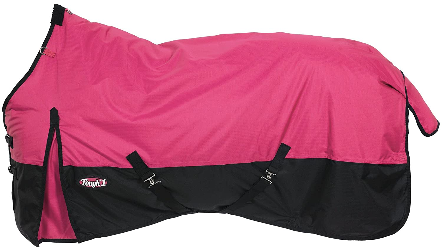 tough-1 600デニールTurnout Blanket B003338L52 75In|ピンク ピンク 75In
