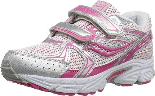 Saucony Kids CohesionLace Running-Shoes 1.5 W US Little Kid Pick SZ//Color.