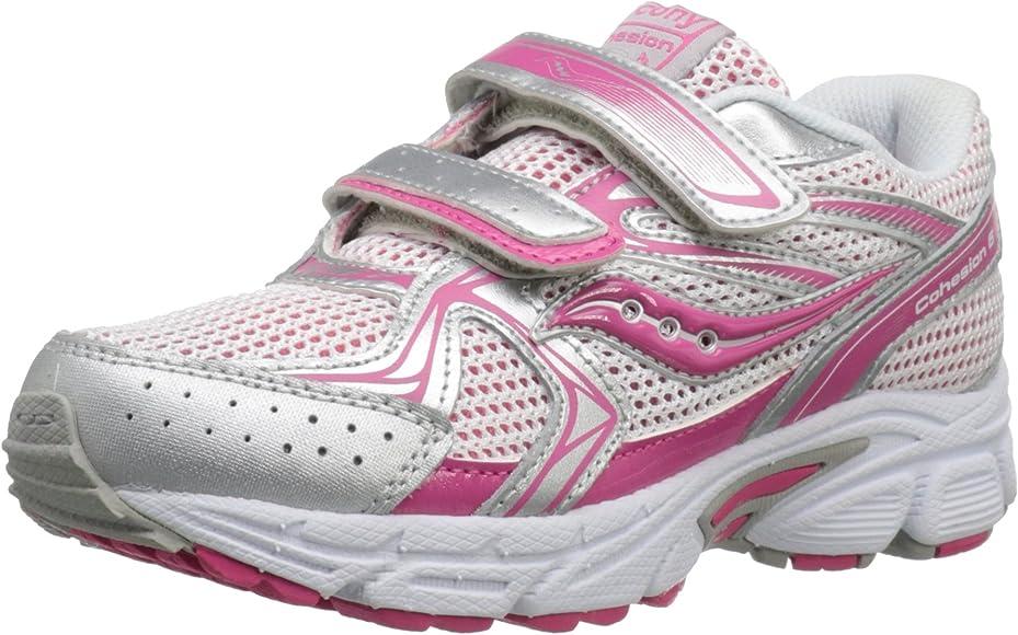 Saucony Girls Cohesion H\u0026L Running Shoe