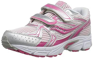 ca42393f04 Saucony Girls Cohesion H&L Running Shoe (Little Kid/Big Kid)