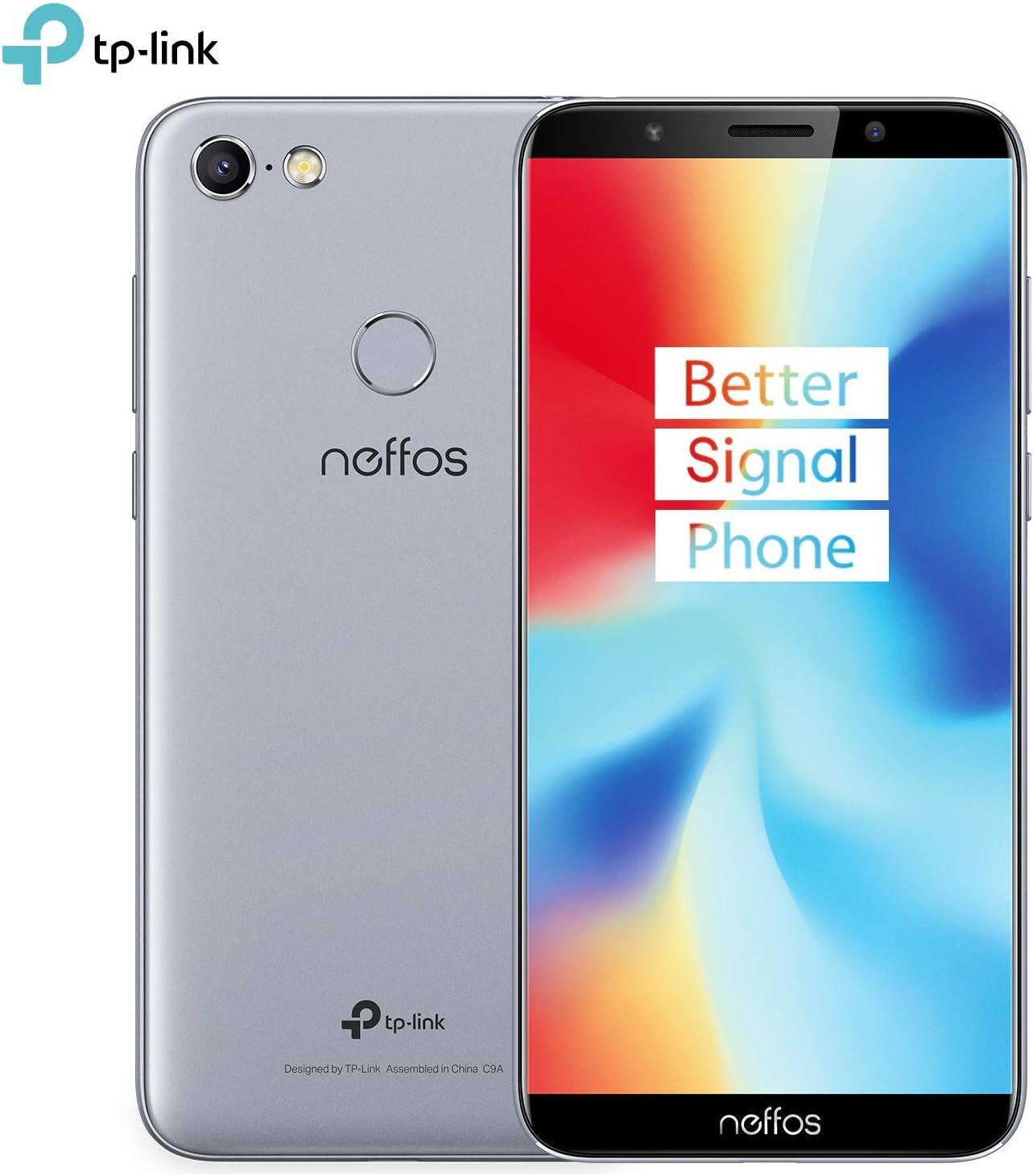 Neffos C9A Libre sin Contrato, Color Gris: Tp-Link: Amazon.es ...