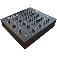 Dynatech DynaDJ DDJ-8USB EB Four Channel USB DJ Mixer With Effects