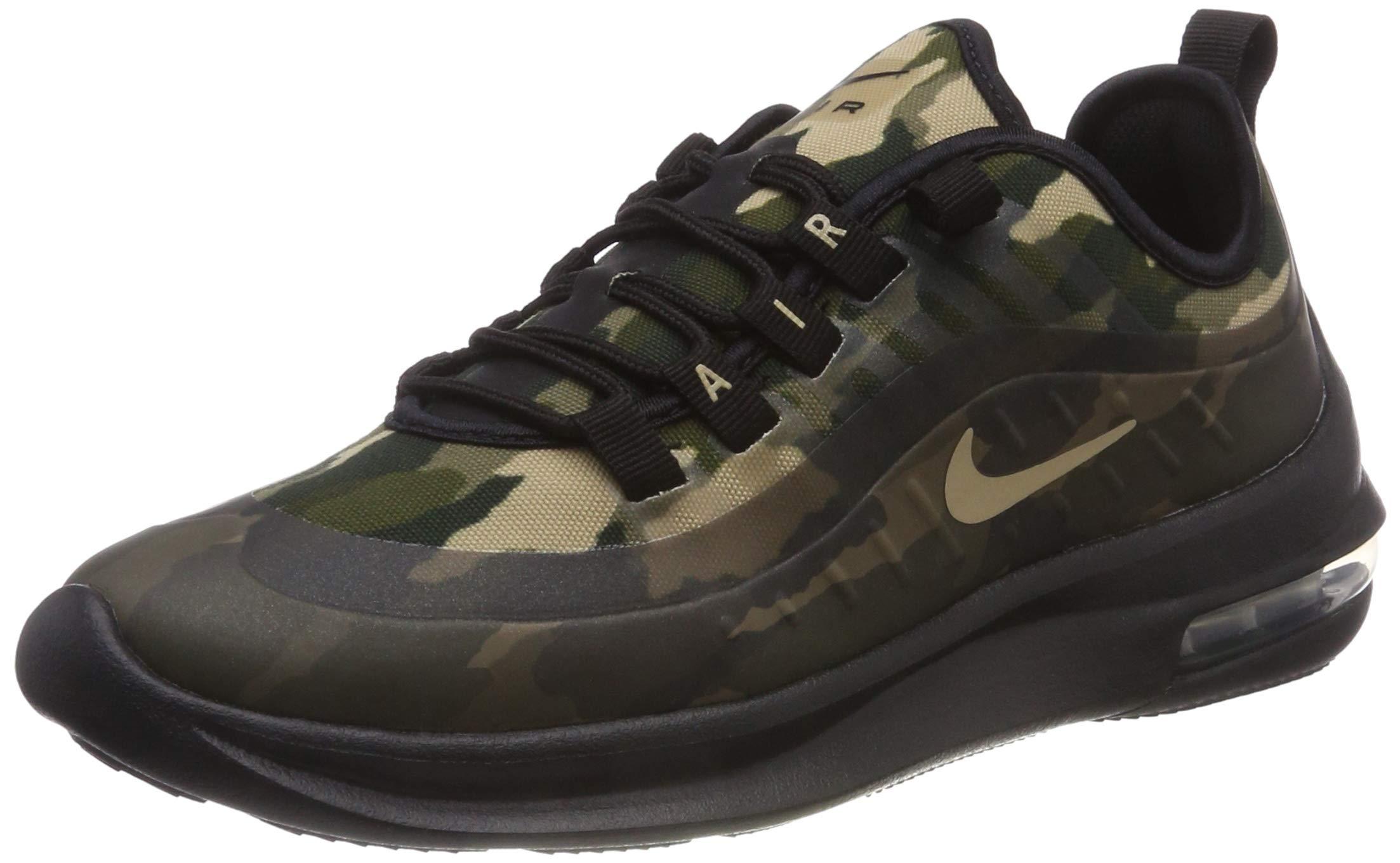 online retailer 7556a b1ab0 Galleon - Nike Men s Air Max Axis Premium Shoes (12, Black Tan)