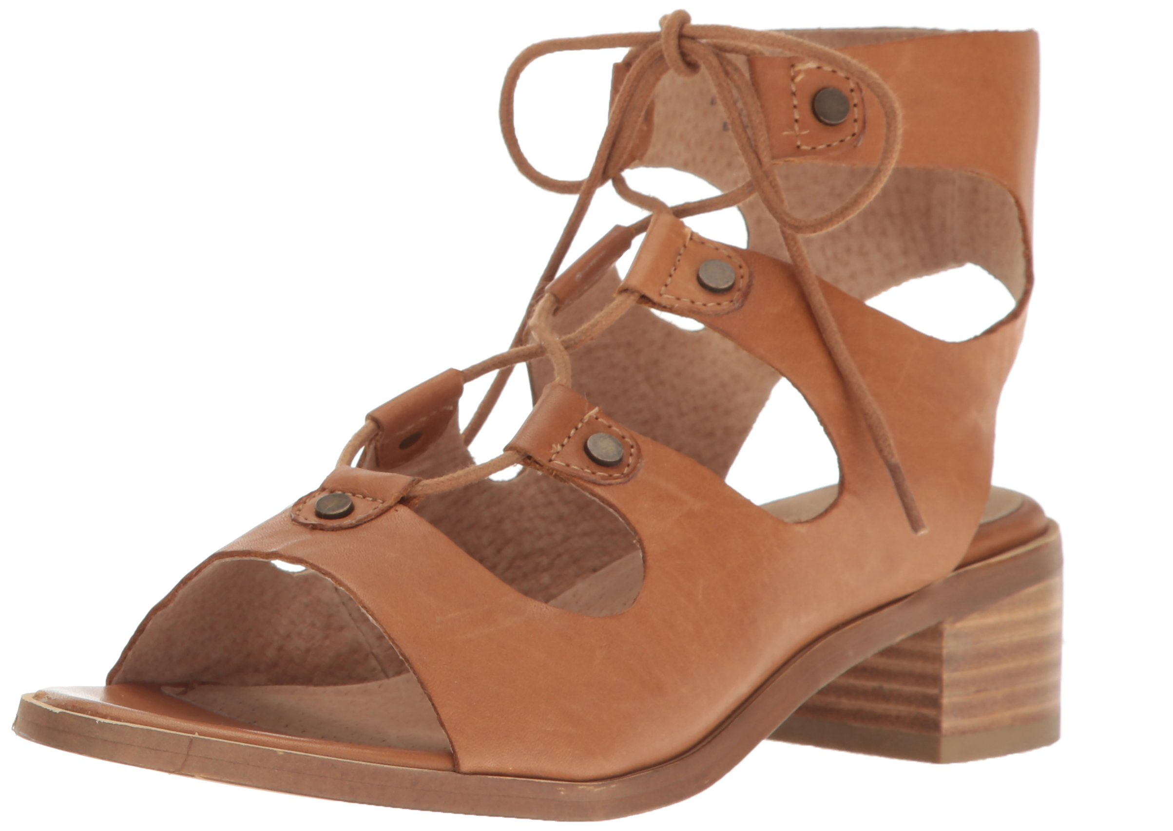 Seychelles Women's Love Affair Dress Sandal, Whiskey, 9.5 M US