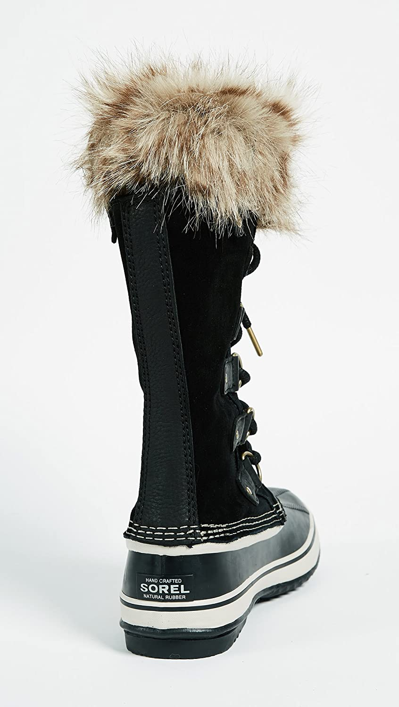 Sorel Joan of Arctic, Botas de Nieve para Niñas Negro Black Stone 010black Stone 010 RHb5S