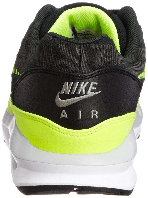 Nike Air MAX Lunar 1 JCRD Zapatillas Sneakers Negro Amarillo para Hombre: Amazon.es: Deportes y aire libre