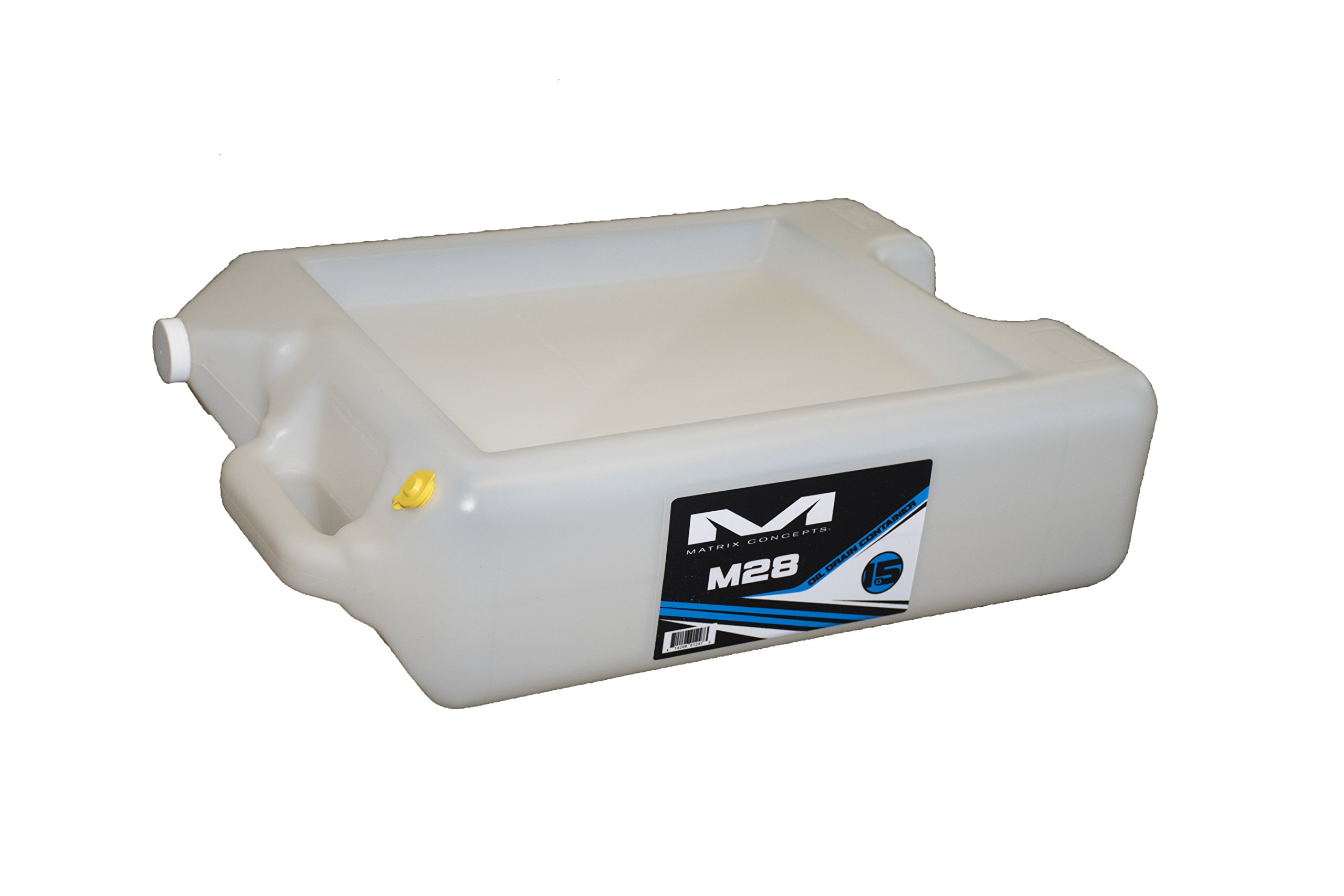 Matrix Concepts M28-115 M28 Oil Drain Container (15qt.)