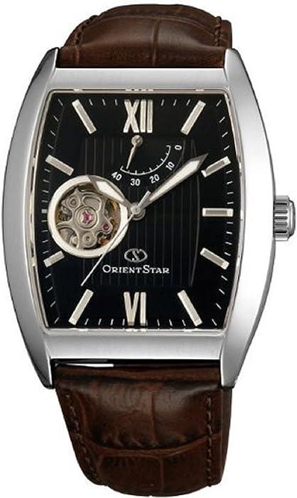 83cbfaf1ff5 Amazon.com  ORIENT Orient Star semi skeleton Automatic Mens Watch ...