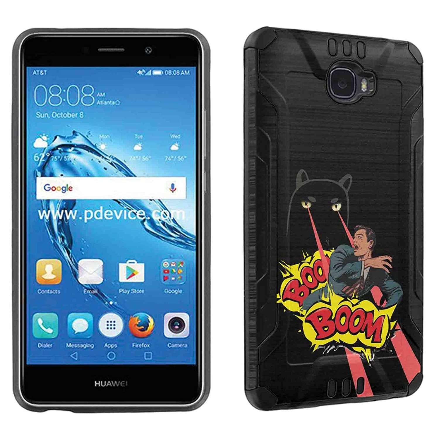 hot sale online 84e72 03a84 Amazon.com: Huawei Ascend XT2 (H1711) Customized Phone Case Cover ...