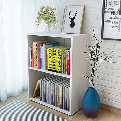 UnfadeMemory Estantería Librería,Estantería para Libros para ...