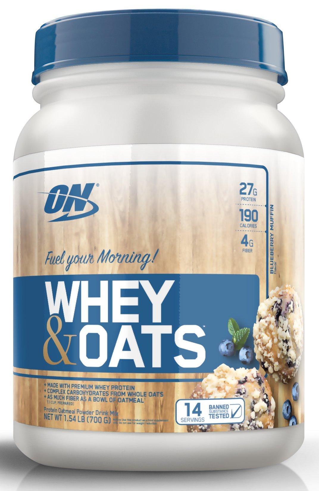 Amazon.com: Optimum Nutrition On Protein Energy Powder, Cinnamon Bun, 1.6 Pound: Health