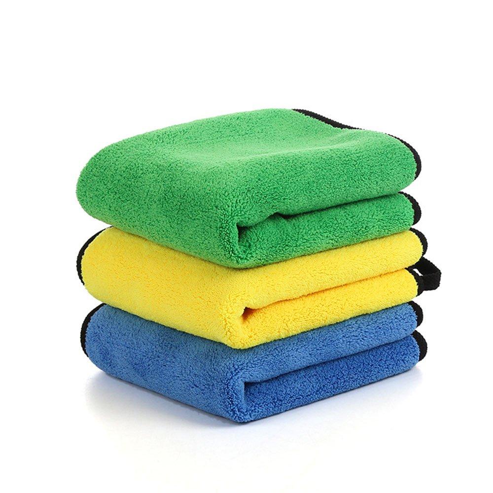Microfiber Detailing Towels: Microfiber Car Detailing Washing Drying Cleaning Cloths