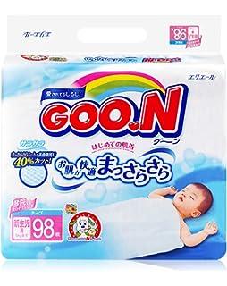 Pañales japoneses GOO.N (Goon) (New Born) - Baby (hasta