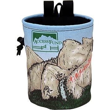 Metolius Bolsa magnesie POF Unisex, Yosemite