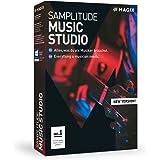 MAGIX Samplitude Music Studio - Version 2019 - the Complete Software Studio For Composing
