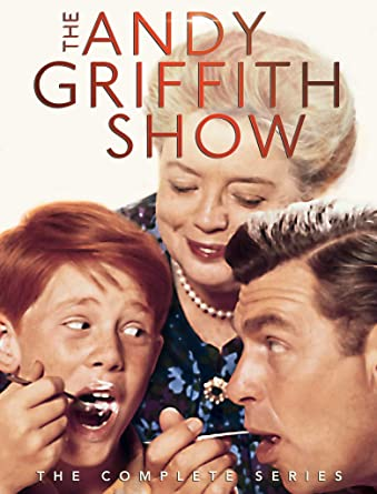 The Andy Griffith Show: The Complete Series USA DVD: Amazon ...