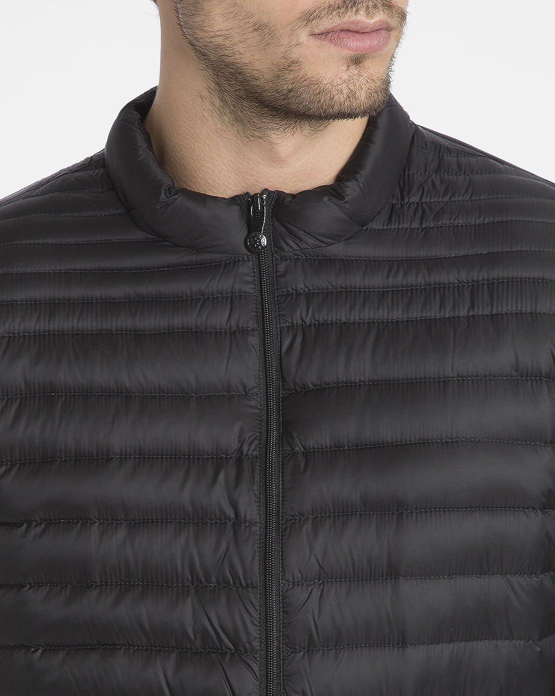 bce947df6 Pyrenex Men's Mateo Lightweight Quilted Jacket - Black - L: Amazon.co.uk:  Clothing