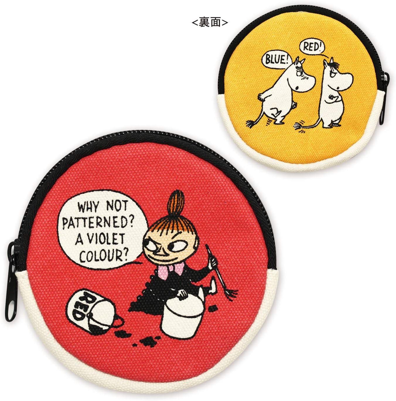 Cirle Moomin Little My Coin Case Coin Purse