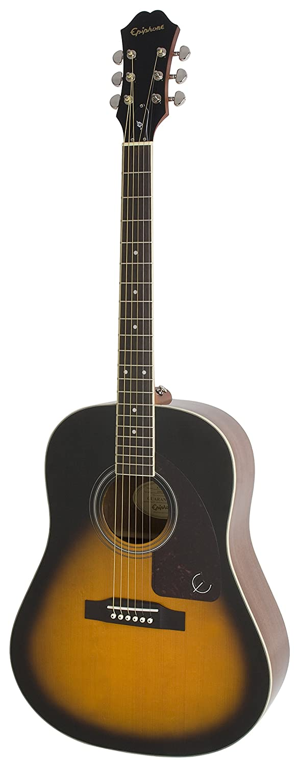 Epiphone AJ-220S Solid Top Acoustic Guitar