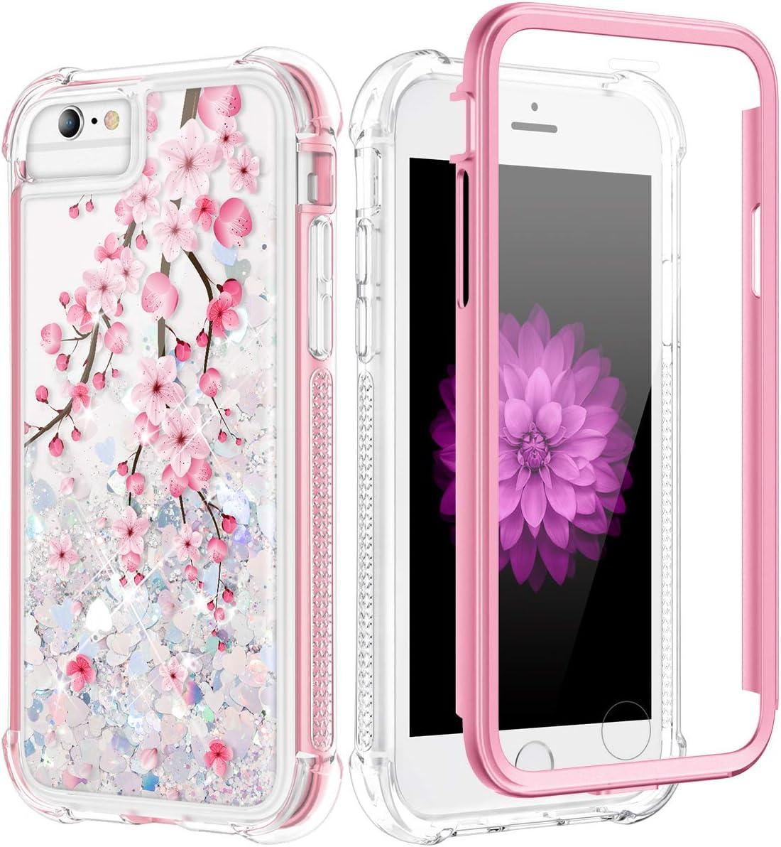 Sakura cherry blossom glitter moon box