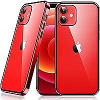 Supdeal Compatible con Funda para iPhone 12 Mini, Carcasa Tiene a Prueba de Golpes Protección Transparente Función…