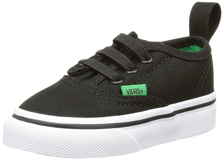 Vans Authentic V Lace, Mocasines para Bebés, Negro (Sport Pop/Black/Kelly Green), 23.5 EU: Amazon.es: Zapatos y complementos