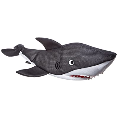 Amscan 398499 Inflatable Shark Large Pool Toy, Multicolor, One Size Party Favors: Kitchen & Dining