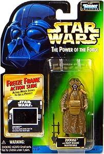 Figura Star Wars The Power Of The Force Zuckuss