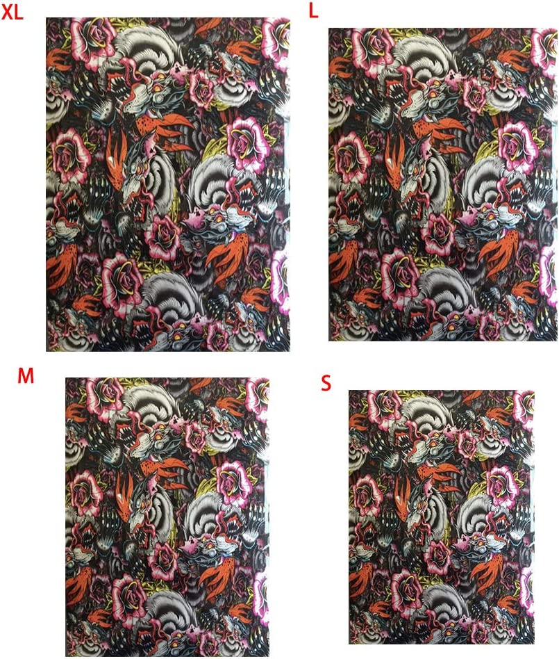 Cher9 Hydrographic Film kitYS099 Water Transfergraphic Film Dipping Dip Film for Decoration