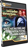 Discounted - Learning White Hat Hacking And Penetration Testing Training Bundle - 15+ Hours of Training