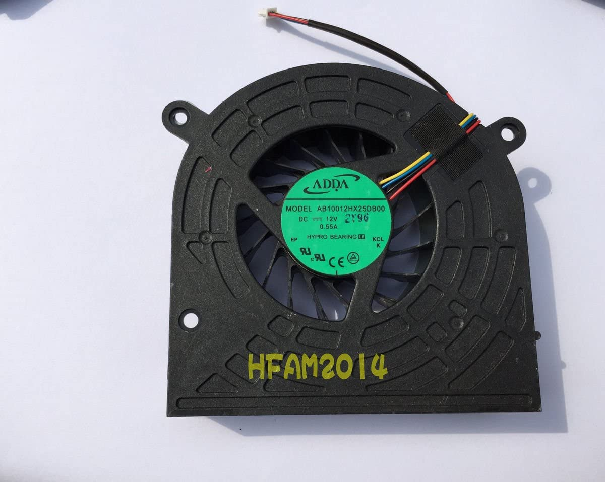 wangpeng Generic NEW Compatible Asus CPU Cooling fan AB10012HX25DB00 from TransCompatiblemer P1801-B037K