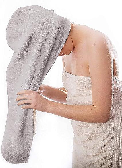 Aspen5Aspen5 - Toalla de algodón para mujer, muy absorbente, de ...