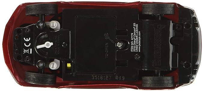 Amazon.com: Jada Toys BTM Radio Control Vehicles 2015 Chevy Camaro SS Vehicle, Red, 7.5