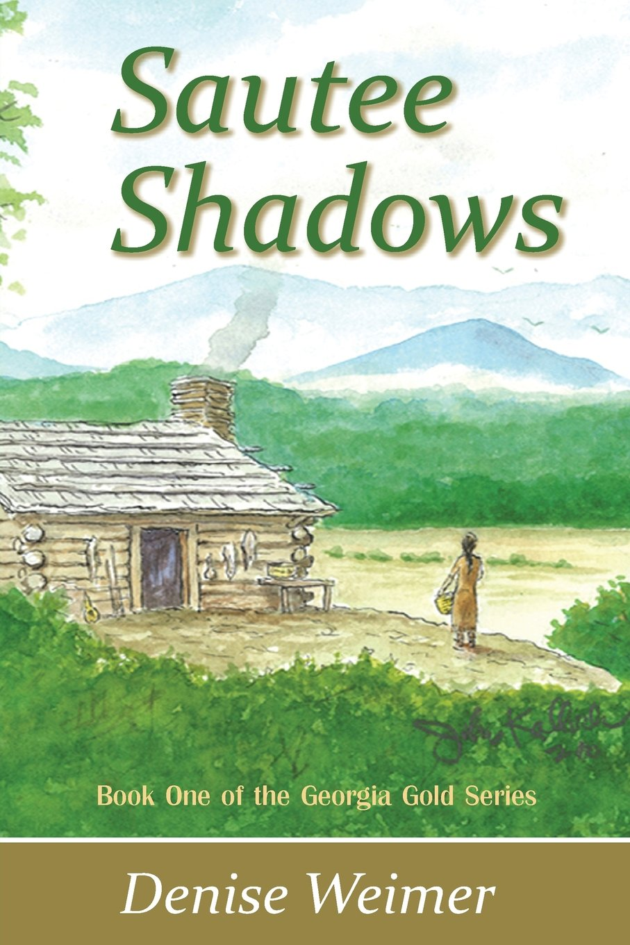 Download Sautee Shadows: Book One of the Georgia Gold Series PDF