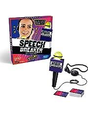 Hasbro Gaming Speech Breaker Game (English)
