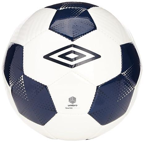 Umbro Neo - Balón de fútbol, Color Blanco, Talla Size 3: Amazon.es ...
