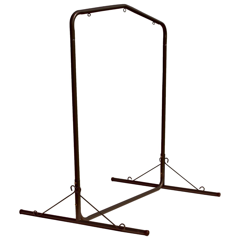 Amazon.com : Pawley\'s Island SWSLBK Steel Swing Stand, Black ...