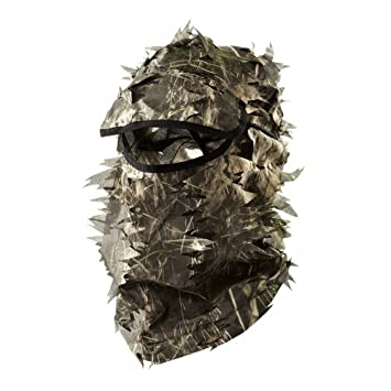 Seeland Leafy Facecover - Fall Camo Popular  Outlet On Sale