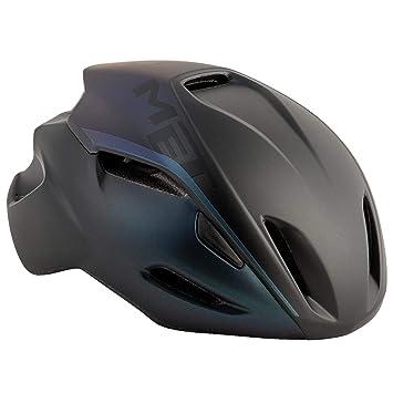 MET Manta Rennrad Fahrrad Triathlon Helm Leicht Komfort Belüftet Radhelm Inmould Reflektierend, 570017, Farbe