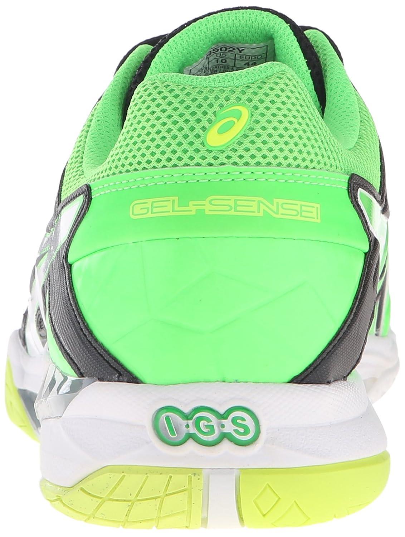 Asics Gel-sensei Cibernética Zapatos De Voleibol De Los Hombres YltCbBSal