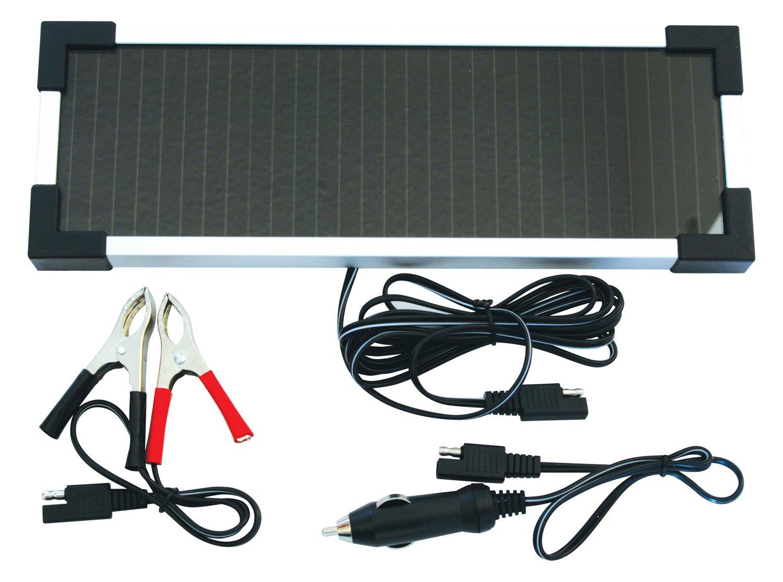 Koolatron 402333 12V 1.8W Solar Trickle Charger