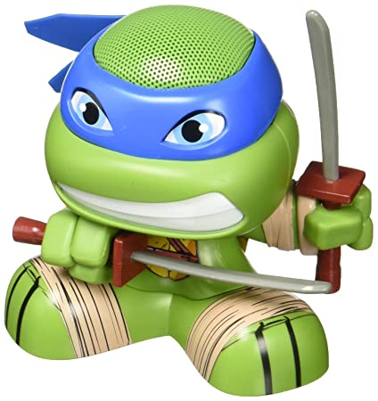 iHome Teenage Mutant Ninja Turtles Bluetooth Seaker - Leonardo