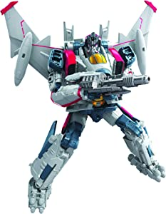 Transformers Toys Studio Series 65 Voyager Class Bumblebee Movie Blitzwing Action Figure - Ages 8 and Up, 6.5-inch