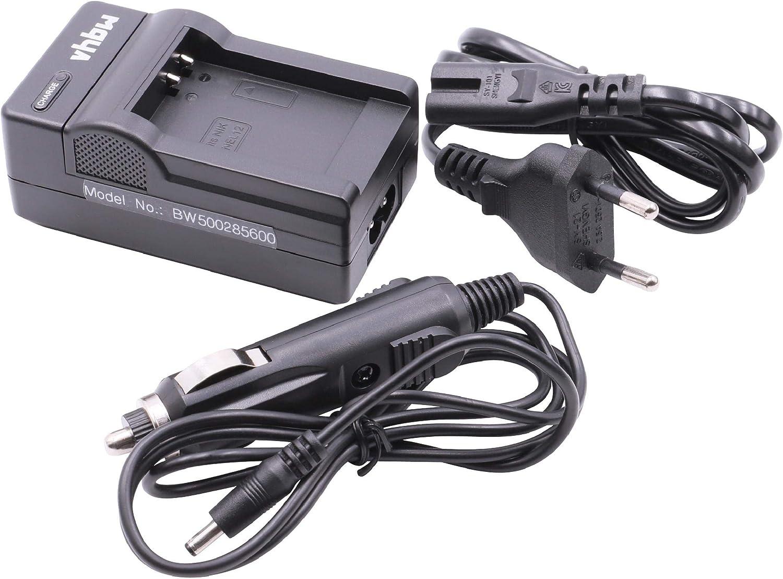 S710 S800c Piles de lappareil Photo Cam/éscope DSLR S640 S8000 vhbw Chargeur de Batterie Compatible avec Nikon CoolPix S6300 S70