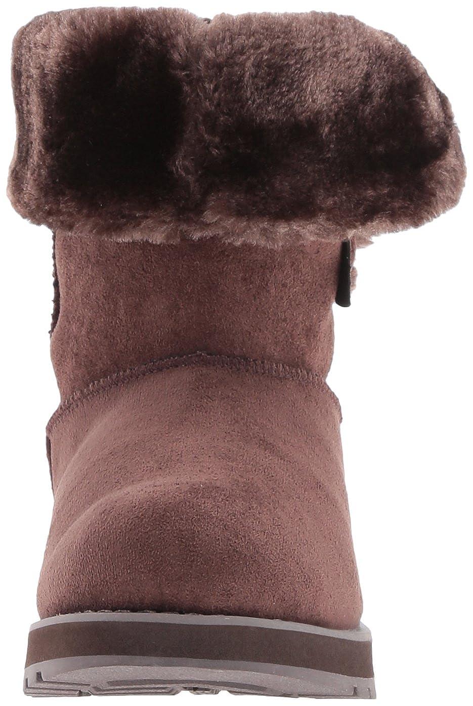 Skechers Damens's Keepsakes-Short 2 Winter Button Winter 2 Boot Chocolate 6eeaa2