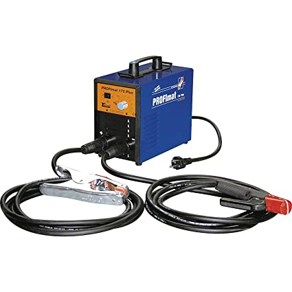 TECHNOLIT PROFIMAT 170 Plus Inverter-sistema de soldadura MMA TIG soldador