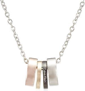 82f0295171eb72 Calvin Klein Men Stainless Steel Pendant Necklace - KJ5RBP210100 ...