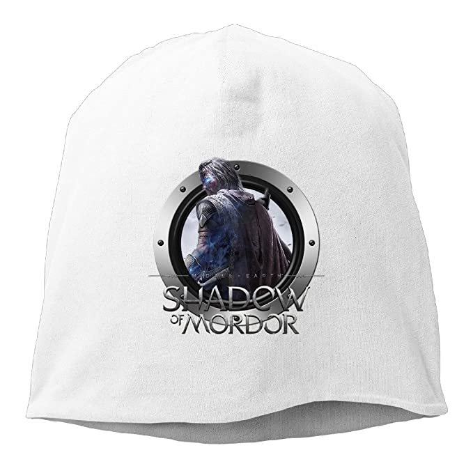 Middle Earth Shadow Of Mordor Casual Fashion Cap Hedging Knit Beanie  Slouchy r n e256efa9fd9