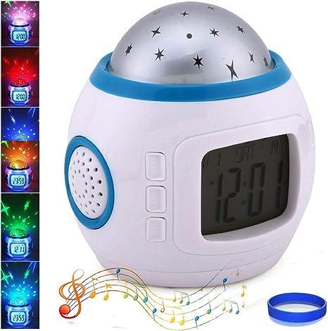 Amazon.com: joystar Cielo Estrella Noche Proyector de luz ...